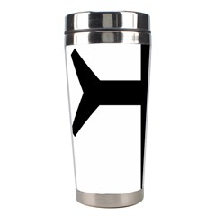 Eastern Syriac Cross Stainless Steel Travel Tumblers