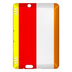 International Flag of Buddhism Kindle Fire HDX Hardshell Case