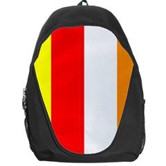 International Flag of Buddhism Backpack Bag