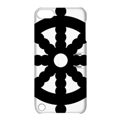 Dharmacakra Apple iPod Touch 5 Hardshell Case with Stand
