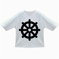 Dharmacakra Infant/toddler T Shirts