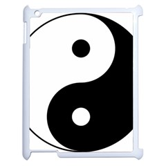 Yin & Yang Apple Ipad 2 Case (white)