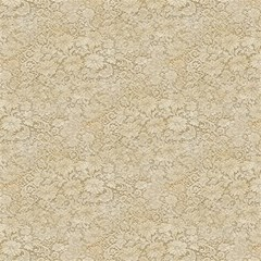 Old Floral Crochet Lace Pattern beige bleached Magic Photo Cubes