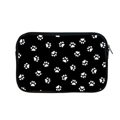 Footprints Cat White Black Apple Macbook Pro 13  Zipper Case