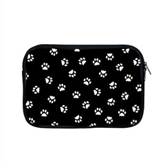 Footprints Cat White Black Apple Macbook Pro 15  Zipper Case