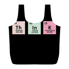 Think - Chemistry Full Print Recycle Bags (L)