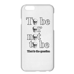 To Be Or Not To Be Apple Iphone 6 Plus/6s Plus Hardshell Case