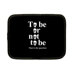 To be or not to be Netbook Case (Small)