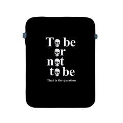 To Be Or Not To Be Apple Ipad 2/3/4 Protective Soft Cases