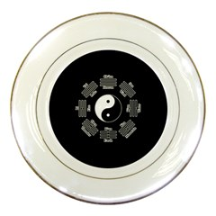 I ching  Porcelain Plates