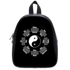 I ching  School Bags (Small)