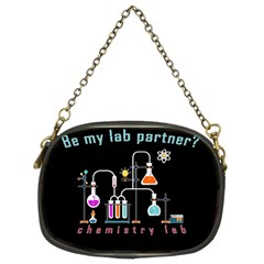 Chemistry lab Chain Purses (Two Sides)