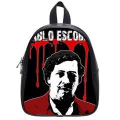 Pablo Escobar  School Bags (small)