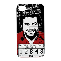 Pablo Escobar Apple iPhone 4/4S Hardshell Case with Stand