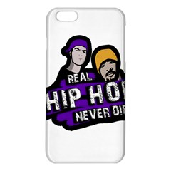 Real Hip Hop never die iPhone 6 Plus/6S Plus TPU Case