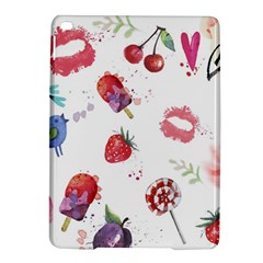 Hand Painted Summer Background  Ipad Air 2 Hardshell Cases