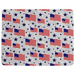 Flag Of The Usa Pattern Jigsaw Puzzle Photo Stand (Rectangular)