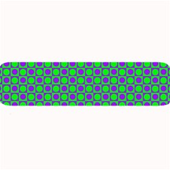 Friendly Retro Pattern A Large Bar Mats
