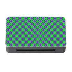 Friendly Retro Pattern A Memory Card Reader with CF