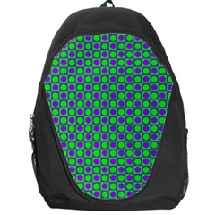 Friendly Retro Pattern A Backpack Bag