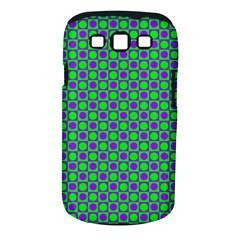 Friendly Retro Pattern A Samsung Galaxy S III Classic Hardshell Case (PC+Silicone)