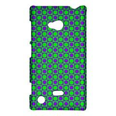 Friendly Retro Pattern A Nokia Lumia 720