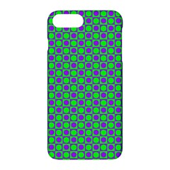 Friendly Retro Pattern A Apple Iphone 7 Plus Hardshell Case