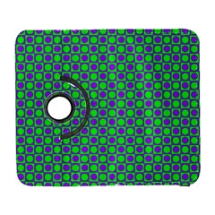 Friendly Retro Pattern A Galaxy S3 (Flip/Folio)