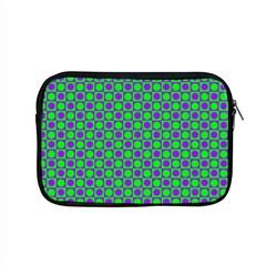 Friendly Retro Pattern A Apple MacBook Pro 15  Zipper Case