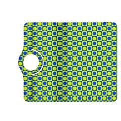 Friendly Retro Pattern C Kindle Fire HDX 8.9  Flip 360 Case