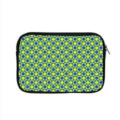 Friendly Retro Pattern C Apple Macbook Pro 15  Zipper Case