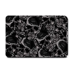 Skulls Pattern Small Doormat