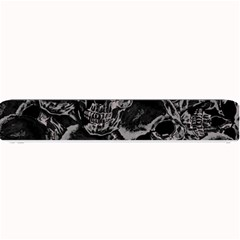 Skulls Pattern Small Bar Mats