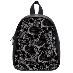 Skulls Pattern School Bags (small)