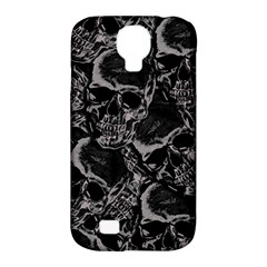 Skulls Pattern Samsung Galaxy S4 Classic Hardshell Case (pc+silicone)