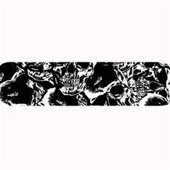 Skulls Pattern Large Bar Mats
