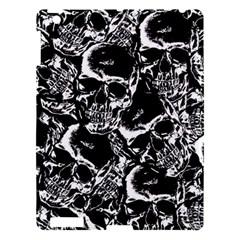 Skulls Pattern Apple Ipad 3/4 Hardshell Case