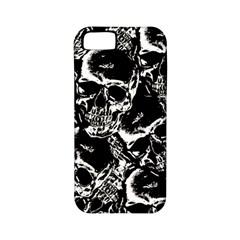 Skulls Pattern Apple Iphone 5 Classic Hardshell Case (pc+silicone)
