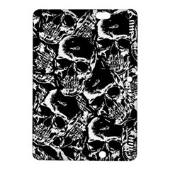 Skulls Pattern Kindle Fire Hdx 8 9  Hardshell Case