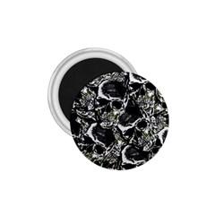 Skulls Pattern 1 75  Magnets