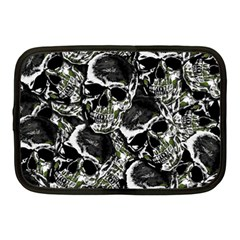 Skulls Pattern Netbook Case (medium)