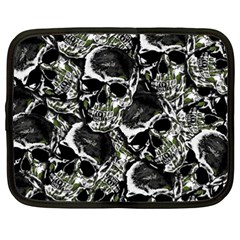 Skulls Pattern Netbook Case (xxl)