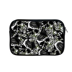 Skulls Pattern Apple Macbook Pro 13  Zipper Case