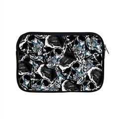 Skulls Pattern Apple Macbook Pro 15  Zipper Case
