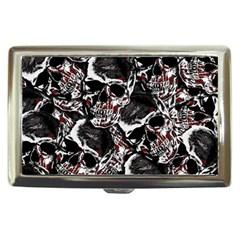 Skulls Pattern Cigarette Money Cases