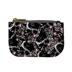 Skulls Pattern Mini Coin Purses
