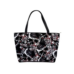 Skulls Pattern Shoulder Handbags