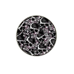 Skulls Pattern Hat Clip Ball Marker (10 Pack)