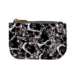 Skull Pattern Mini Coin Purses