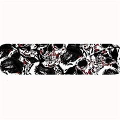 Skull Pattern Large Bar Mats